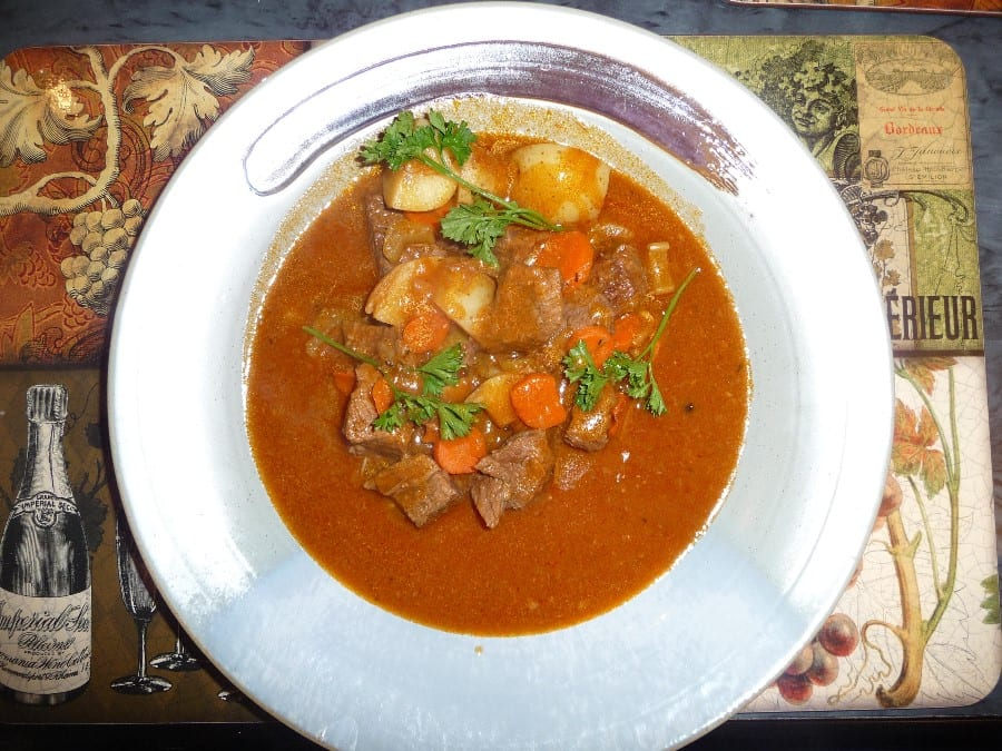 Beef Stew With Carrots And Potatoes Gluten Free Dairy Free
