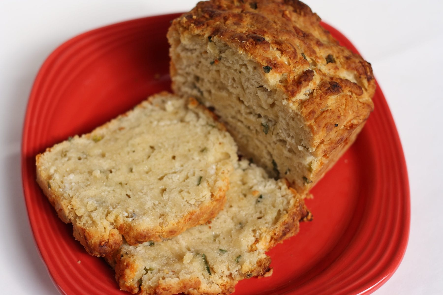 Daring Bakers – February 2012 – Parmesan Cheddar Beer Bread