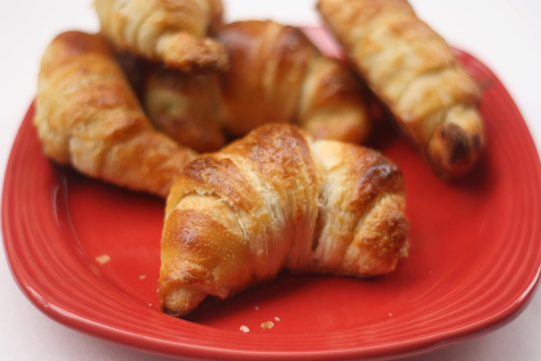 Daring Bakers – September 2011 – Croissants
