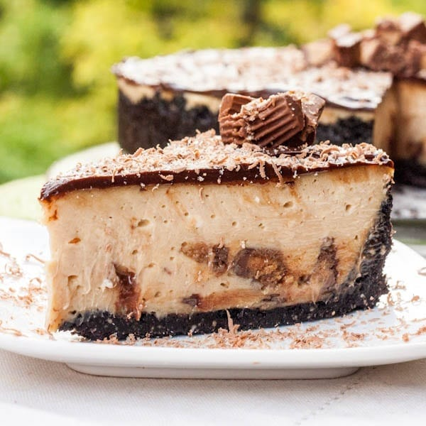 Reeses Cheesecake