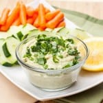 julia child's white bean spread