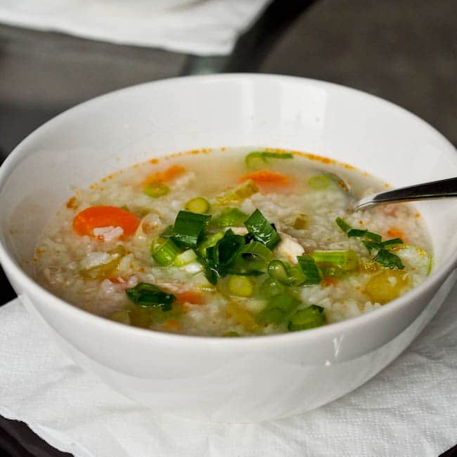 Chicken and Rice Soup {Gluten-Free, Dairy-Free}