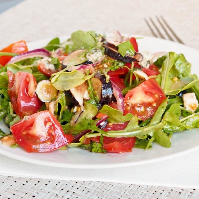 tomato-redonion-fig-salad