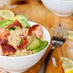 Asian-Couscous-with-Salmon-Recipe