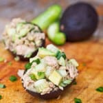 Avocado-Tuna-Boats-Recipe