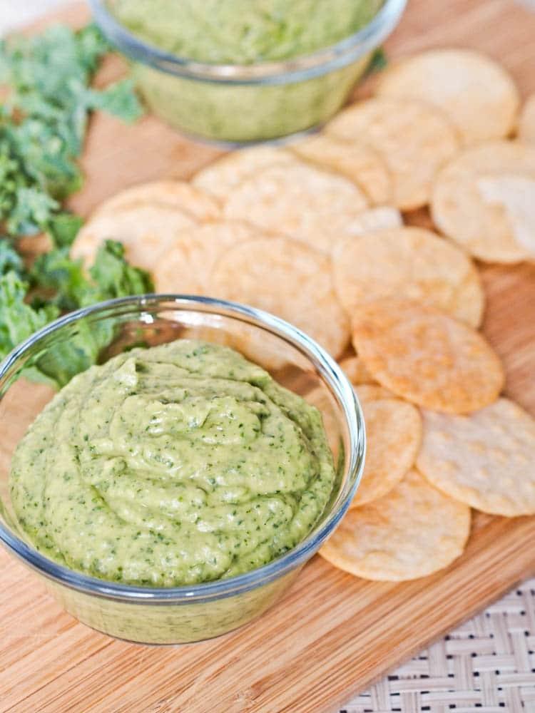 Kale and White Bean Dip Recipe