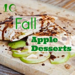 10 Fall Apple Desserts FI