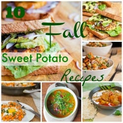 10 Fall Sweet Potato Recipes FI