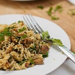 Spicy-Chicken-Sausage-Rice