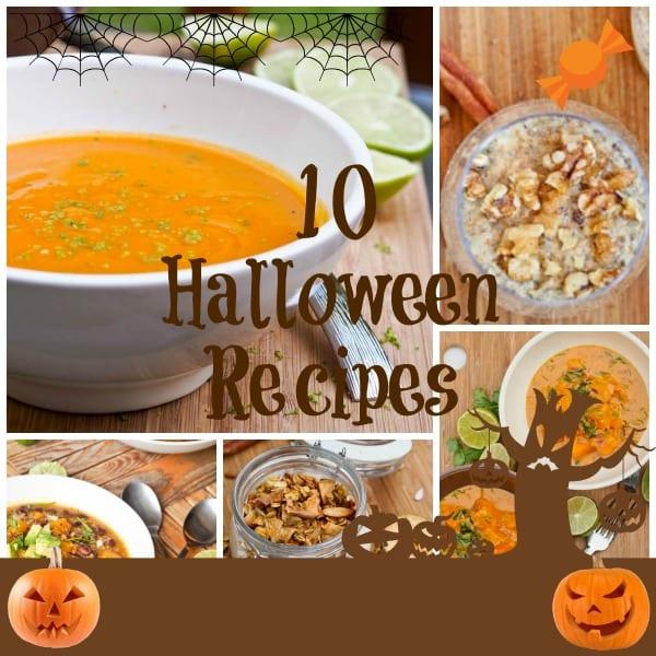 10 Halloween Themed Recipes