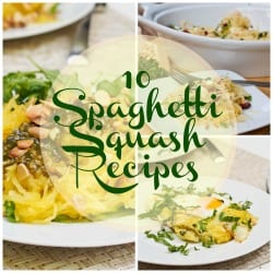 10 Spaghetti Squash Recipes FI