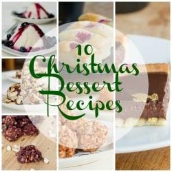 10 Christmas Dessert Recipes FI