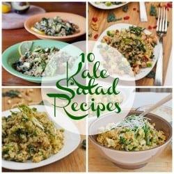 10 Kale Salad Recipes