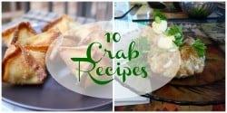10 Crab Recipes