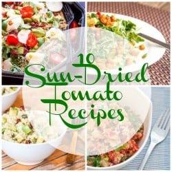 10 Sun-Dried Tomato Recipes FI