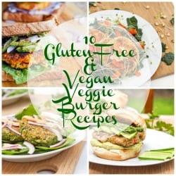 10 Gluten-Free and Vegan Veggie Burger Recipes FI