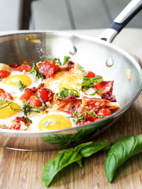 Chorizo Breakfast Skillet {Dairy-Free, Gluten-Free}