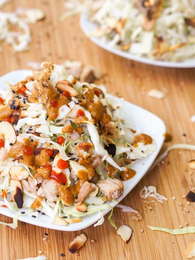chicken asian salad dressing recipe