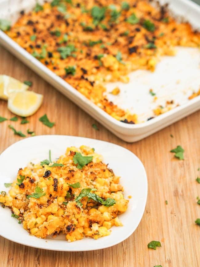 Vegan-Corn-Gratin-Recipe