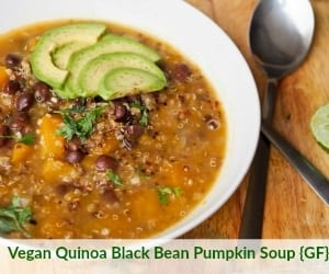 Creamy Vegan Pumpkin Soup