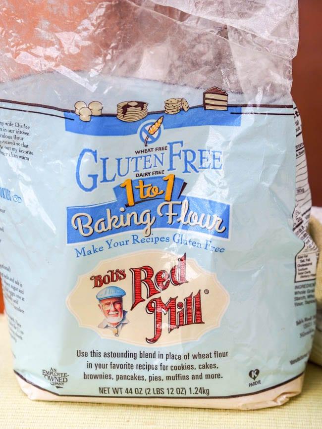 Bob's Red Mill GF Flour
