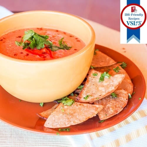 15-minute Creamy Tomato Soup (Vegan) Recipe — Dishmaps