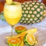 Pineapple Seltzer Fizz