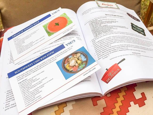 IBS Friendly Recipe Book_