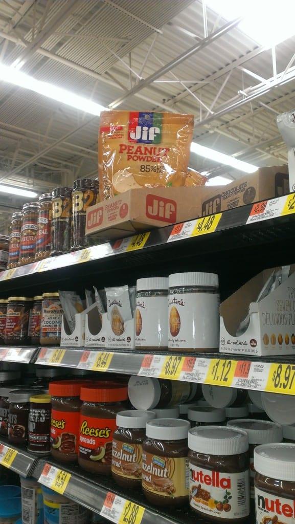 Jif Peanut Powder