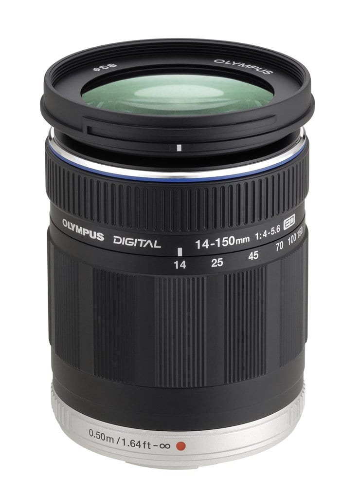 Travel lens 14-150