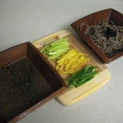 Daring Cooks February 2011 – Soba Noodles and Tempura {Dairy-Free, Gluten-Free}