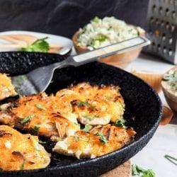 Baked Pork Chops Classic Recipe { Gluten- Free }