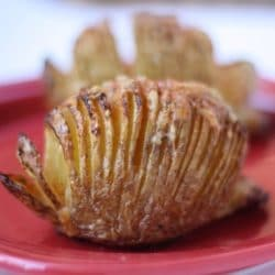Hasselback Potatoes {GF}