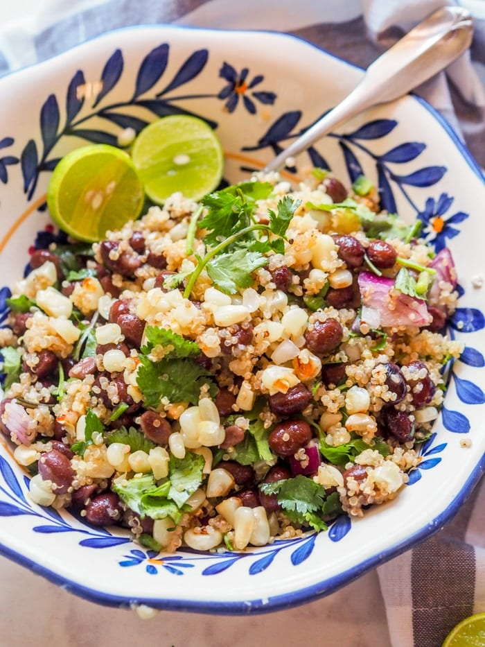 Mexican Quinoa Salad Recipe
