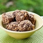 peanut butter graham cracker balls recipe