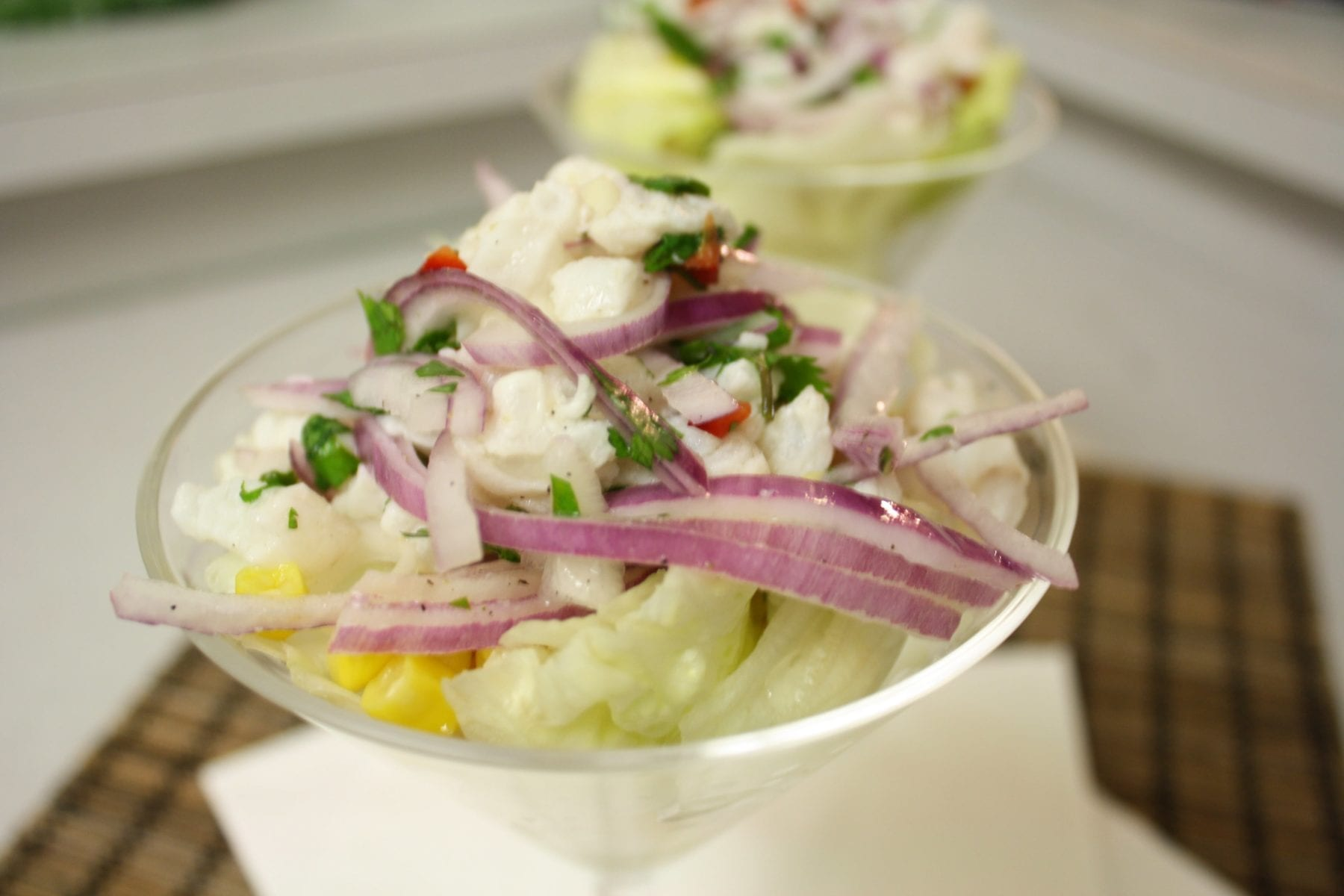 Daring Cooks March 2011 – Ceviche and Papas Rellenas {Dairy-Free, Gluten-Free}