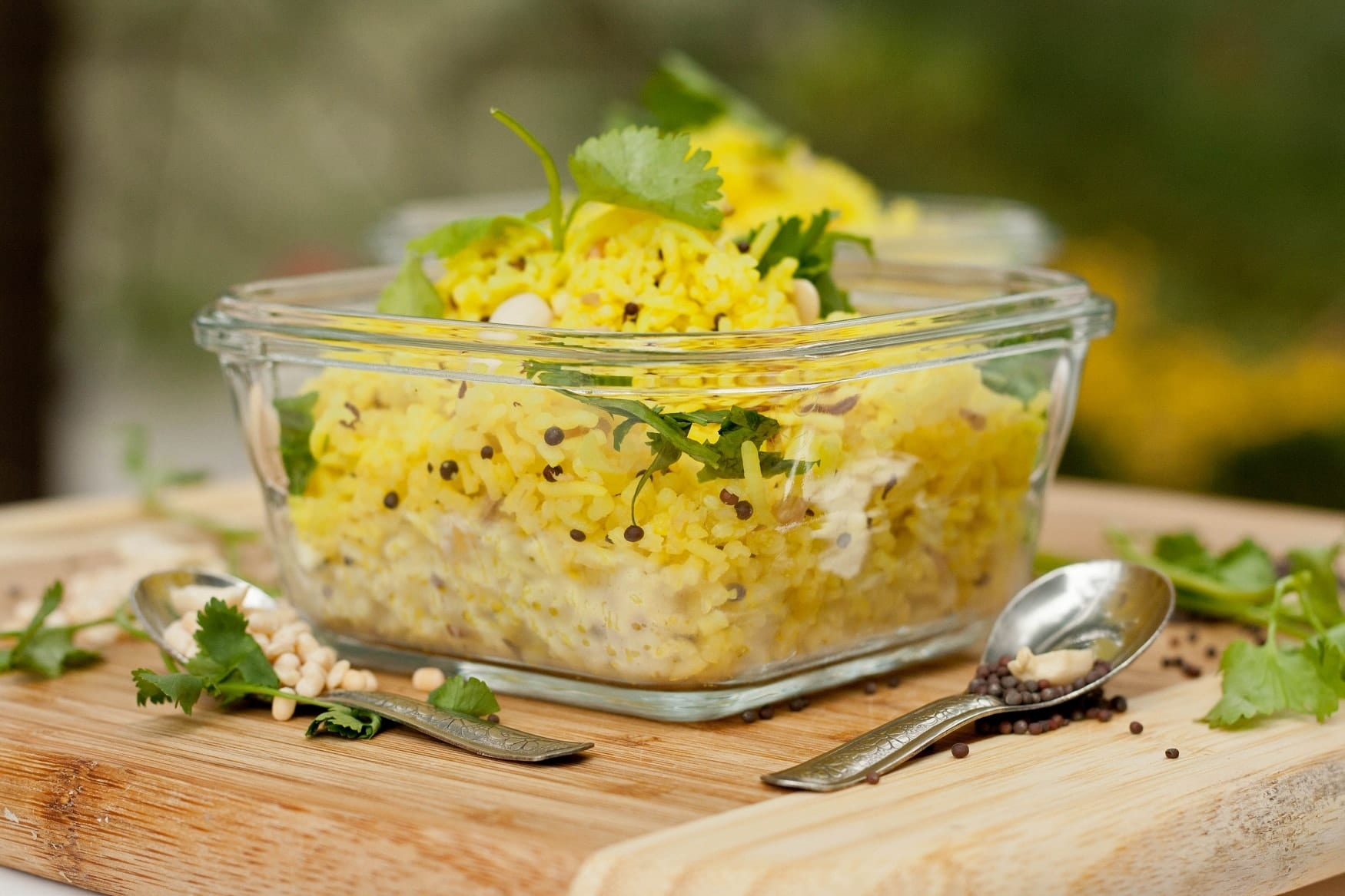 Traditional Indian Lemon Rice Recipe {Gluten-Free, Vegan}