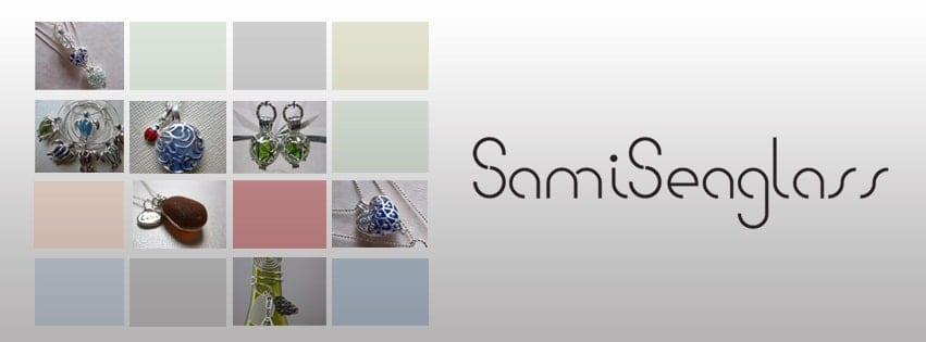 Beautiful Seaglass Jewelry By SamiSeaglass – Guest Post by D