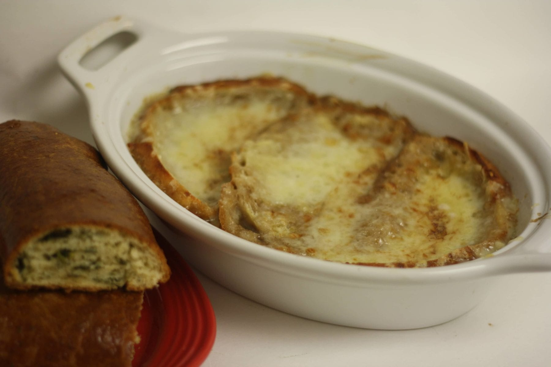 daring cooks french onion soup