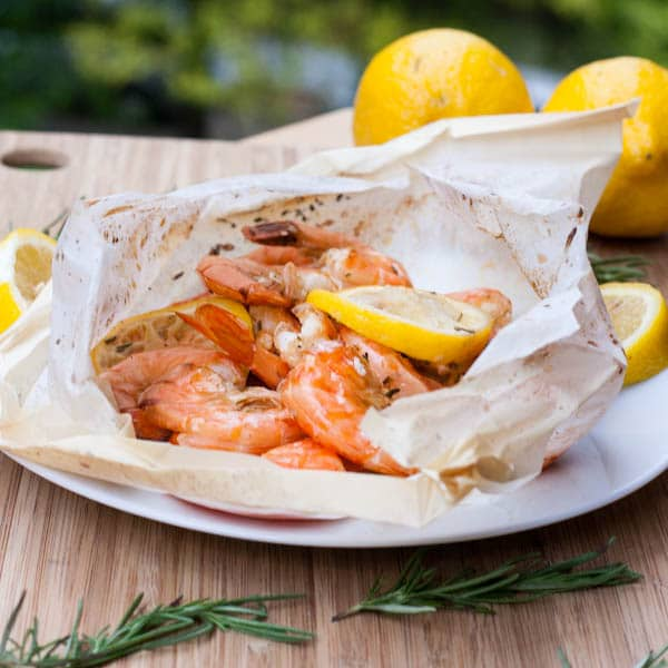 new orleans shrimp en papillote