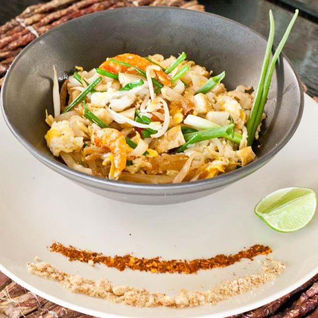 Gluten Free Pad Thai ready to eat
