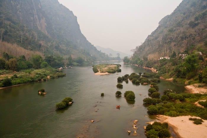 nong khiaow river view