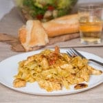 pesto-chicken-pasta