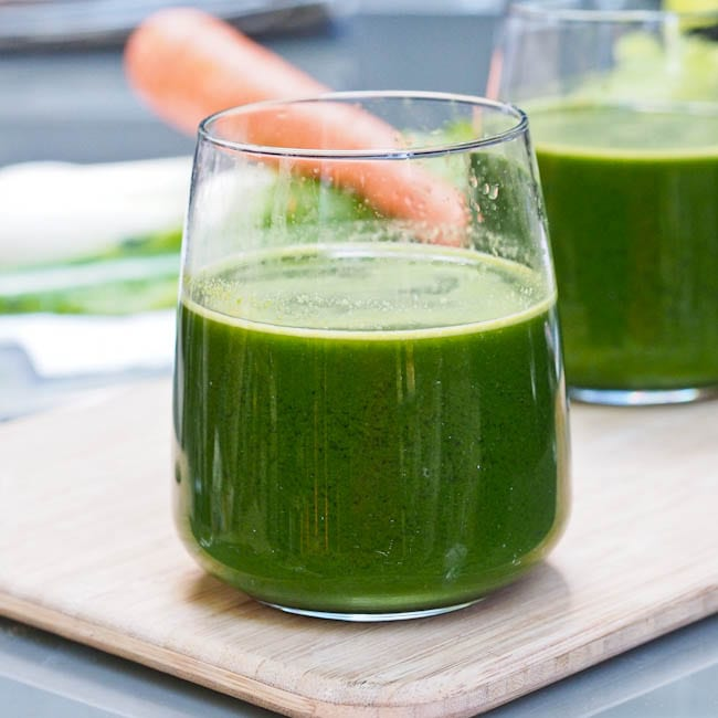 Kale Veggie Juice