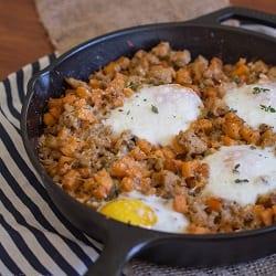 Baked-Egg-Sausage-and-Sweet-Potatoe-Hash2