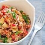 Mediterranean-Quinoa