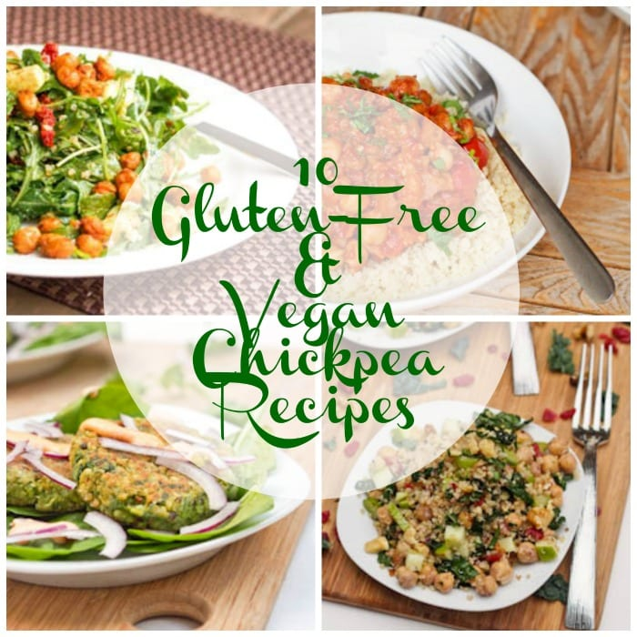 10 Gluten-free and Vegan Chickpea Recipes