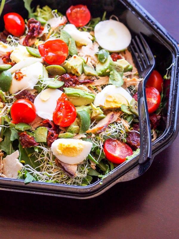 camping salad