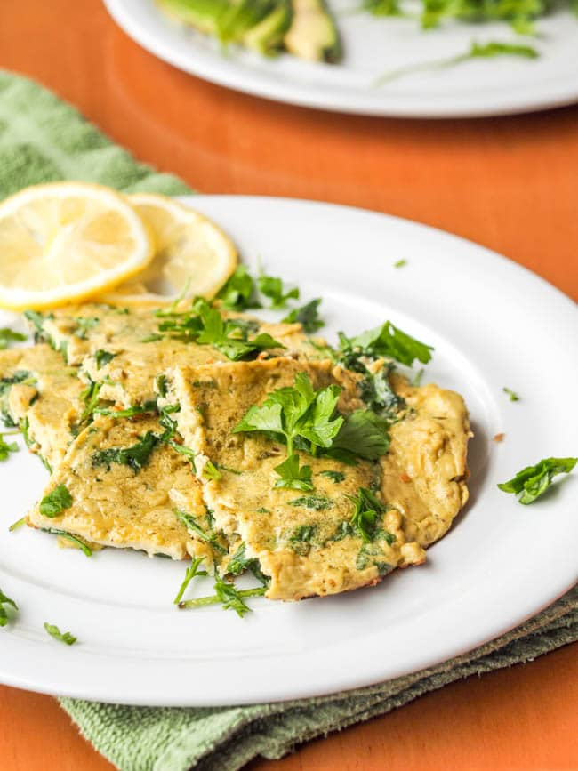 Dairy Free Omelette
