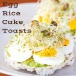 breakfast rice cakes pin